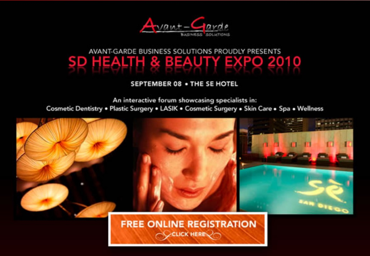 san diego health beauty expo
